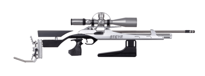 Steyr FT luchtgeweer 16 joule